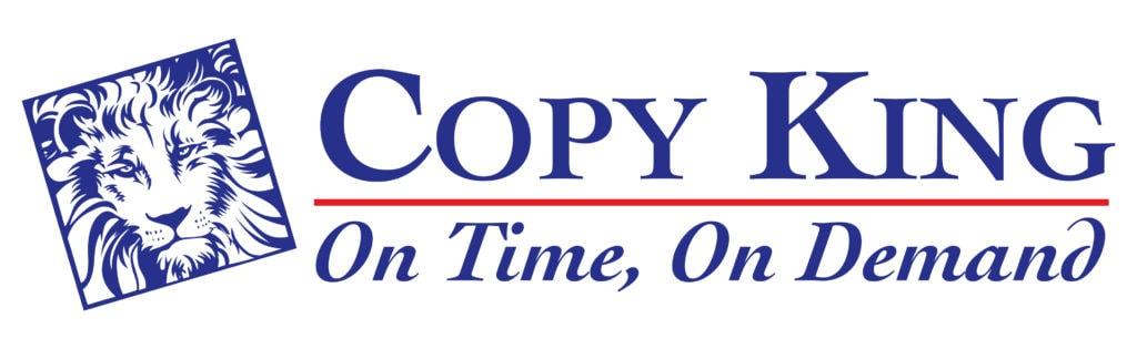 Copy King logo