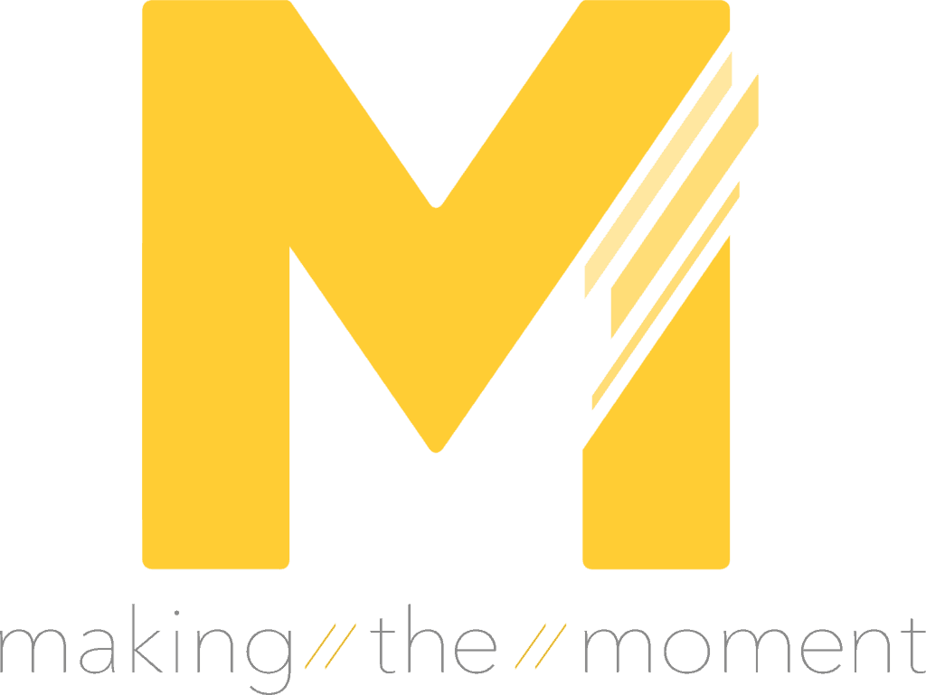 Making the Moment logo